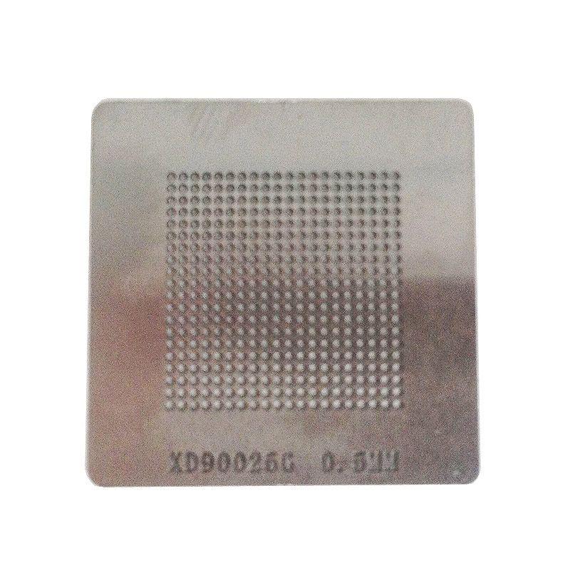 BGA stencils Reballing molde de aço bola aquecimento solda directa para a estação de PS4 BGA IC reball