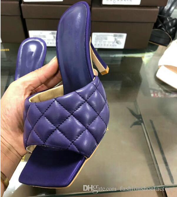 scarpe col vestito da promenade Sandali delle donne di marca sandali romani pantofole di lusso dei sandali Rihanna asso donne sandalias antiscivolo