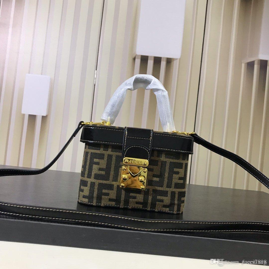 2020 nuove signore di qualità borsa di lusso signore di disegno di moda di spalla della benna diagonale guscio borsa borsa catena borsa modello: 1853