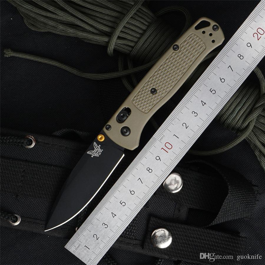 Benchmade BM535 / S AXIS dobrar faca S30V punho FRN lâmina exterior de campismo faca BM940 BM 940 BM943 BM 781 BM810 BM484 BM41 faca borboleta
