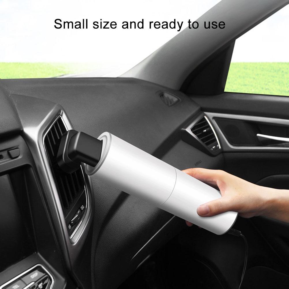 Portable del vacío del limpiador del coche 3600mbar húmedo y en seco de doble uso de la aspiradora para Limpiador de autolimpieza 120W automático portátil del interior del coche
