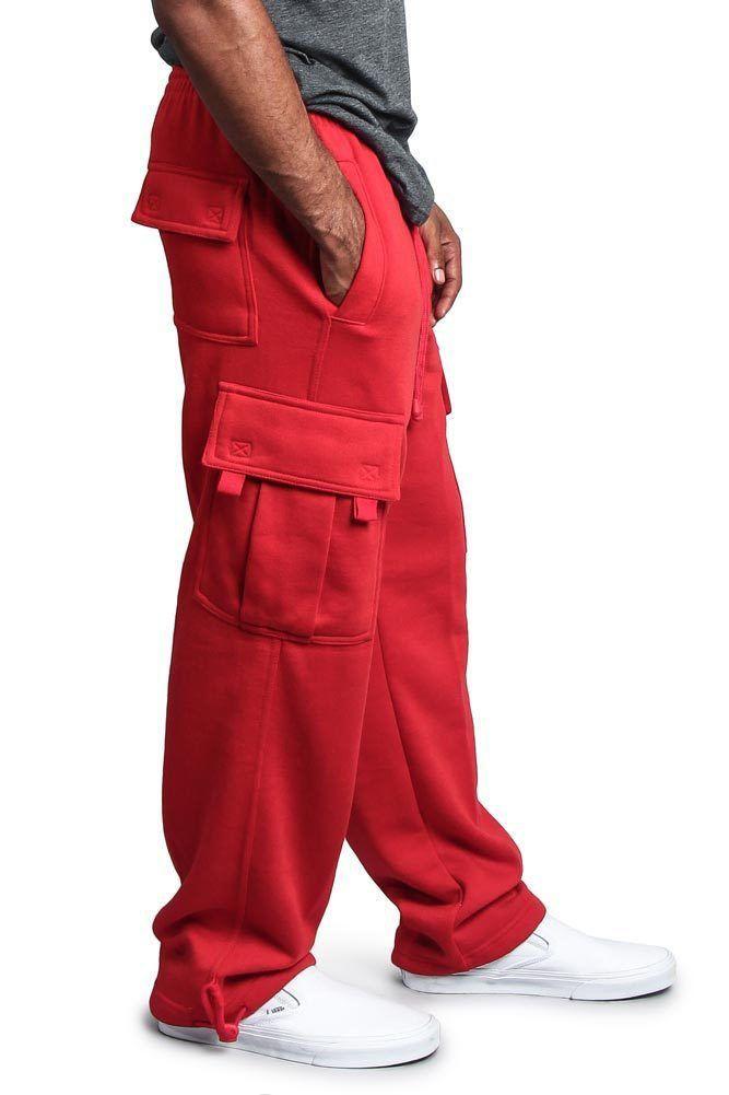 Erkek Casual Tasarımcı Kargo Pantolon Cepler Ile Tasarım Düz Pantolon Elastik Bel Spor Jogging Yapan Pantalones Eşofman Altı