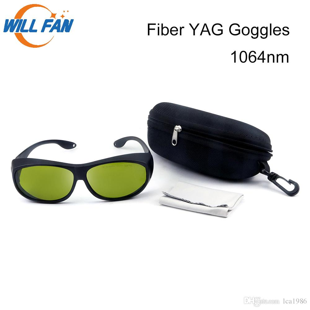 Will Fan 1064nm YAG And Fiber Laser Marking Machine Safety Goggles Stly C Protective Glasses Eye Use For work Shop