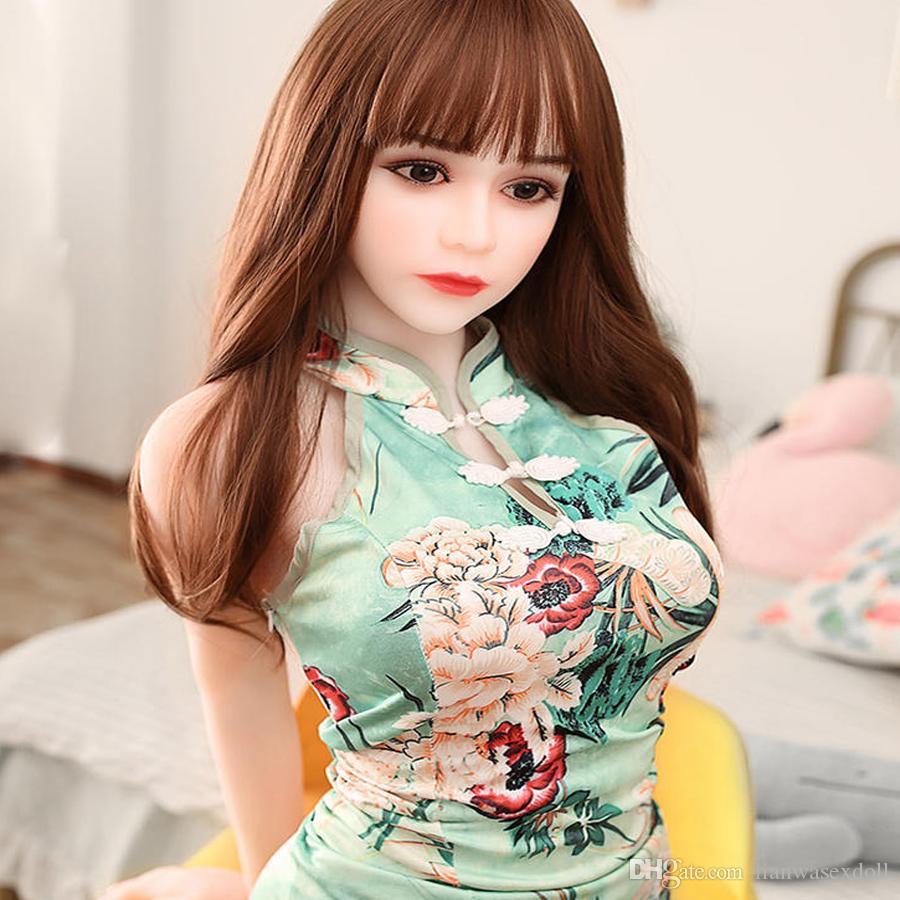 Aufblasbare Puppe Mädchen