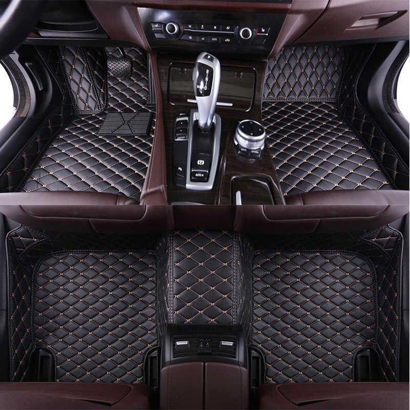 Anwendbar für Subaru Legacy 2010-2015 wasserdicht Auto Bodenmatte Matten Anti-Rutsch-Teppiche Bodenmatte nicht giftig und geruchlos