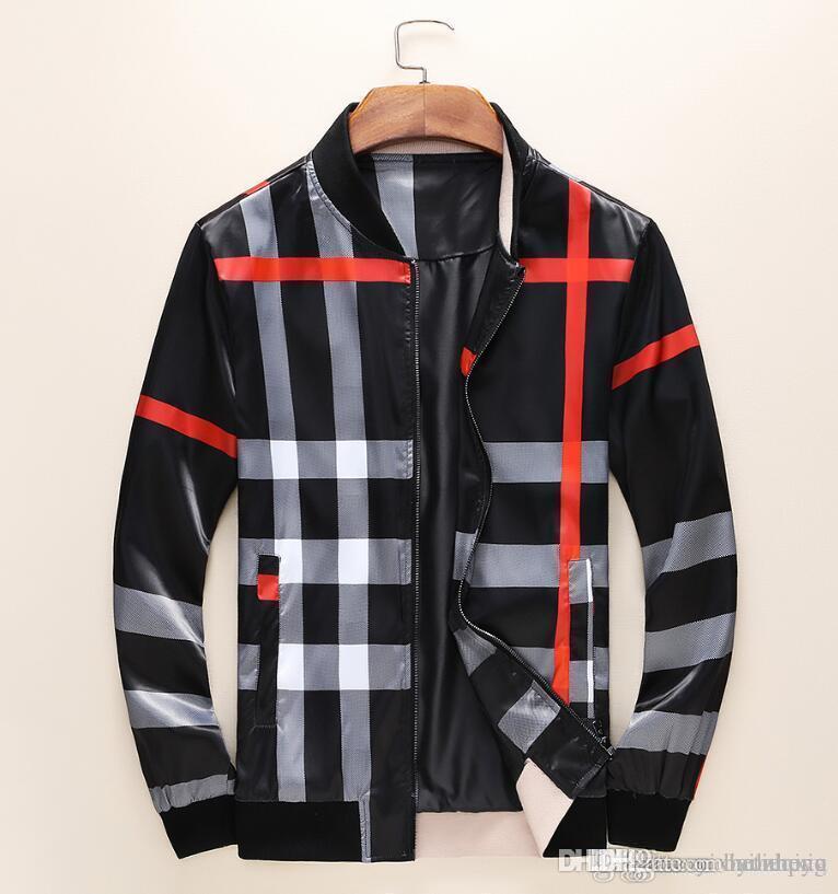 nouvelle arrivée veste col montant hommes femmes mode manteau de poussière impression manteau casual vestes 3D G71735