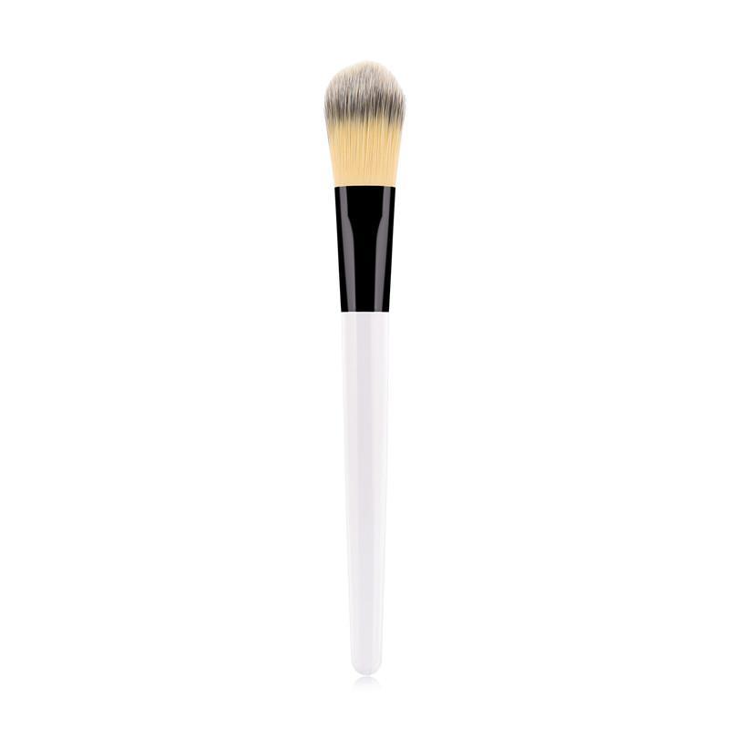 Pinceau professionnel 1pcs Pinceau fond de teint Beauté Outil de maquillage BB crème bronzante Sculpting pinceau de maquillage
