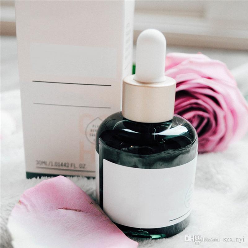 2019 nuevo caliente en stock! B10SSANCE aceite de rosa 30 ml botella verde oscuro Aceite esencial de calidad superior