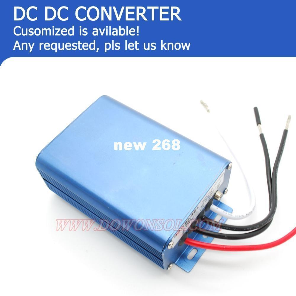 Freeshipping DC-DC Converter 24V(18V-36V) Step down to 12V 40A 480W dc to dc converter module
