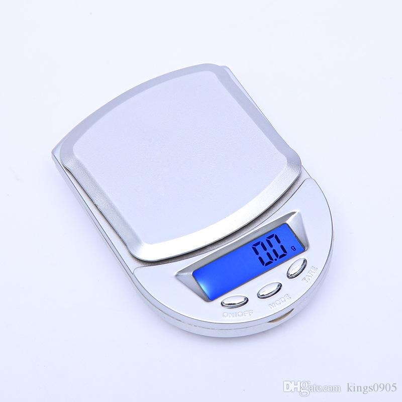 Mini precision Electronic weight balance Jewelry Scale 0.01g /0.1g mini portable pocket gold coin bilancia digital scale