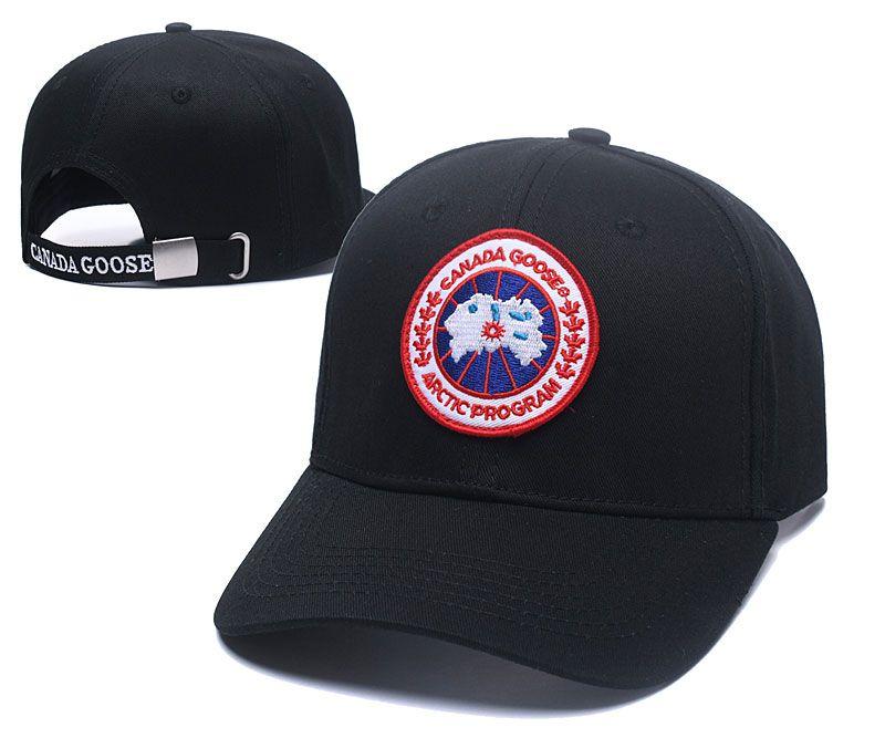 2020 Cotton Gorras Kanada Baseballmütze Flagge von Kanada-Hut-Hysterese Einstellbar Herren Baseballmütze Marke Hysteresen-Hut