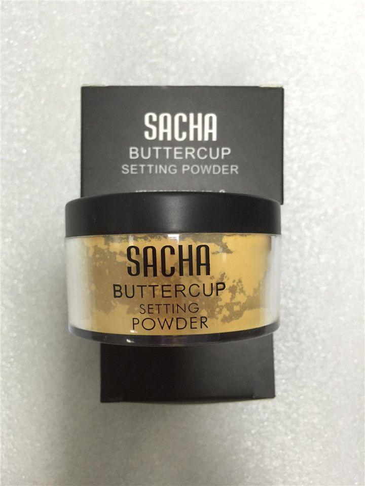 New Loose Powder Sacha BUTTERCUP POWDER Oil-control Illumina il trucco POLVERE 30g