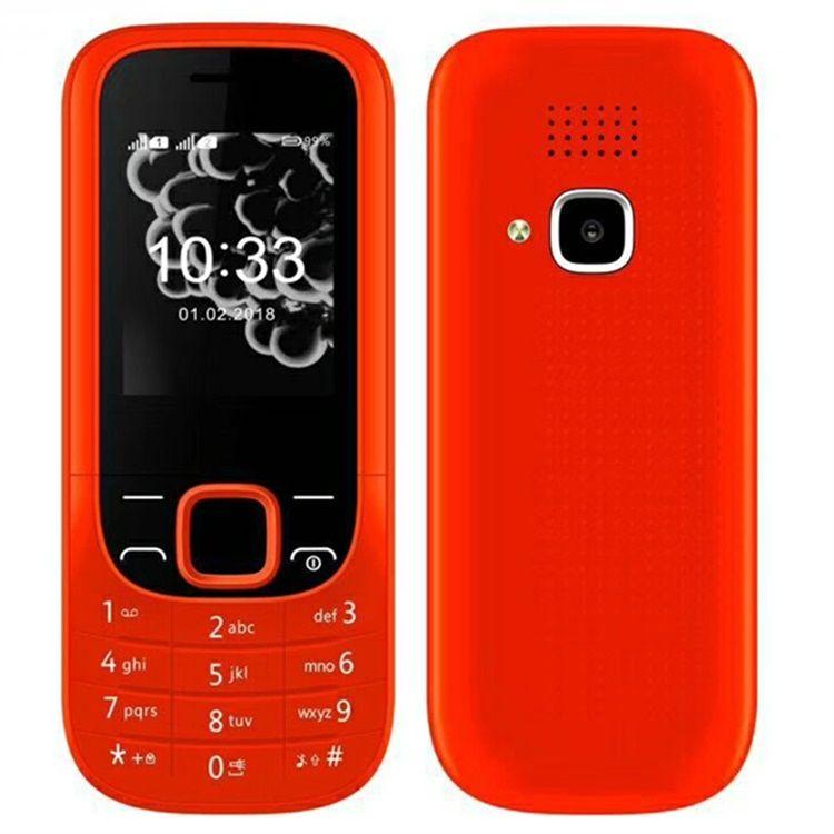 "2320C مصغرة الهاتف المحمول 1.77 ""شاشة 64G RAM 32G ROM سينغل الأساسية GSM الهاتف المحمول الرجال النساء مقفلة الهاتف دعم الصوت MP3 الوسائط MP4"