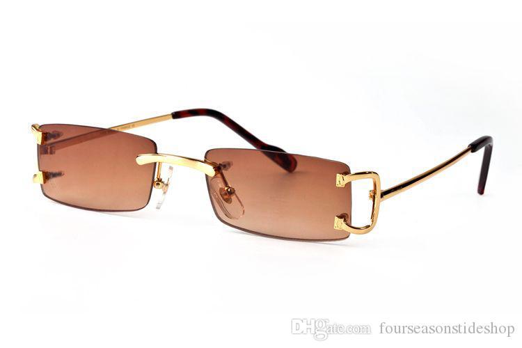 2018 베스트 셀러 여성 버팔로 뿔 안경 선글라스 2018 패션 여름 쉐이드 여성 빈티지 UV400 수호자 안경 고글