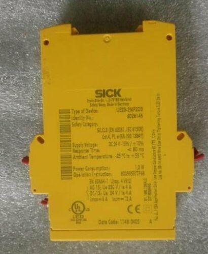 1PC NEW SICK UE23-2MF2D3 Реле безопасности 6026146 ONE год гарантия # YP1