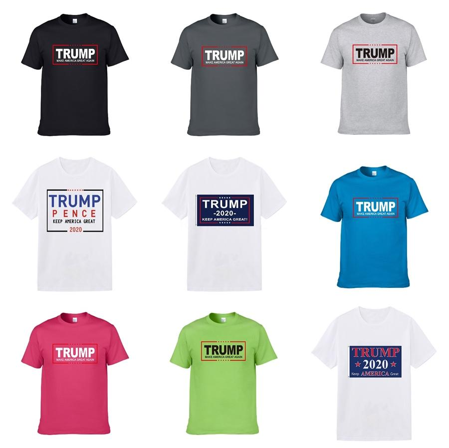 Designer Trump T Shirts Men Women T Shirt Hip Hop Tshirt Hip Hop Streetwear Summer Printed White Black Tees Letters Tops Off-150 #724