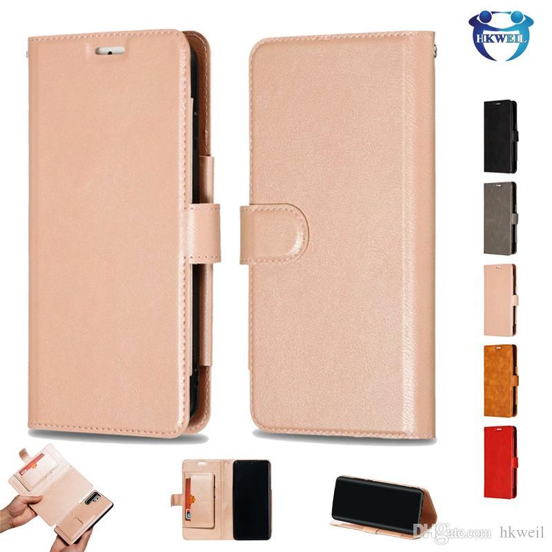 Funda de cuero con tapa completa para Huawei P30 P20 lite pro P10 P9 P8 lite Mate 10 20 Lite Pro Funda de cuero para teléfono