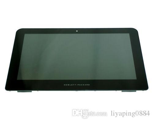 809549-001 Original New Full HP X360 11.6'' HD LCD LED Touch Screen Digitizer Assembly Bezel
