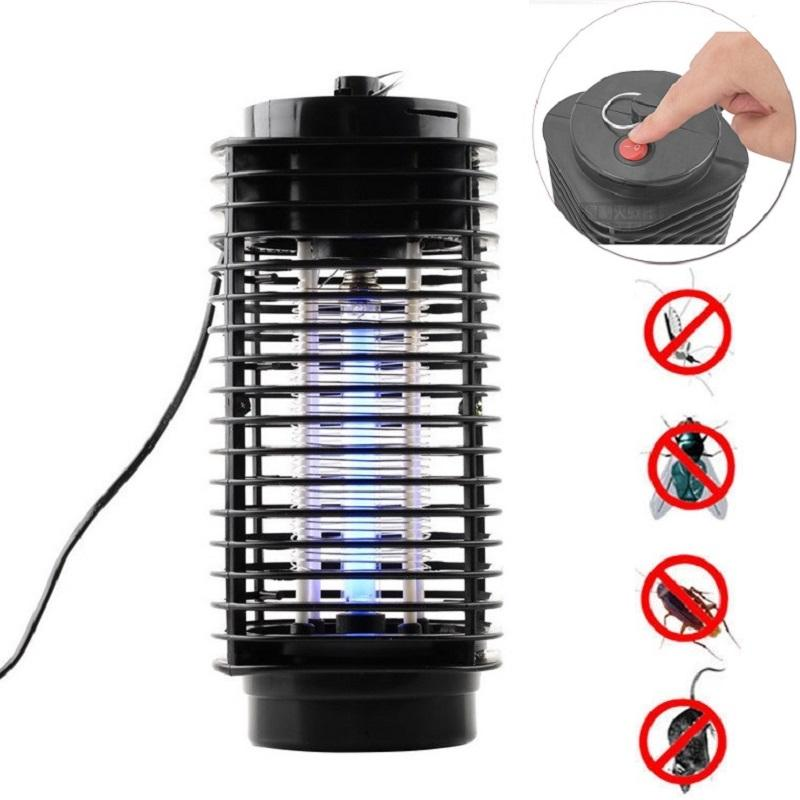 Upgrade LED Mosquito killer Lamp Photocatalyst Insect Mosquito Repeller Auto Control UV Light Killing Lamps 110V/220V