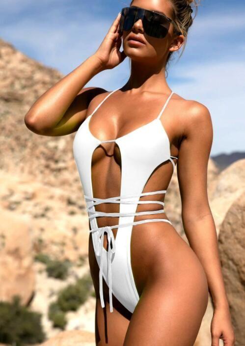 ragazza grande stampa Fat all'ingrosso riunito le donne pacchetto duri divisi costume da bagno con coulisse cinghia di un pezzo sexy yakuda eleganti flessibile set di Bikini
