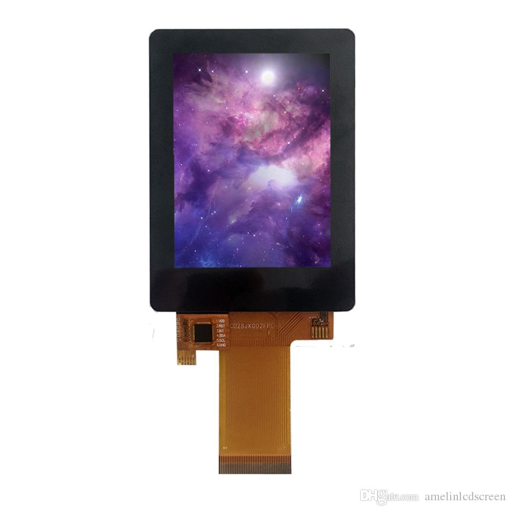 2.8 inch 240*320 40pin RGB TFT LCD module display with ST7789V driver IC screen and CTP touch panel