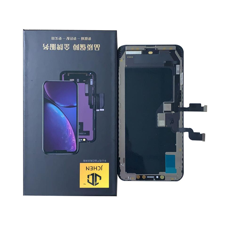 OLED for iphone xs max screen original parts full assembly with 3D touch screen black color no dead pixels free shippinh with DHL