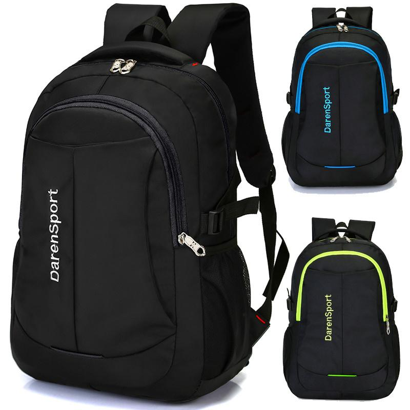 Travel Multifunction Bag Fashion Zipper Open Bag Men's Backpack Laptop High Quality Designer Male Business Id Card Classic Bags Y19061204