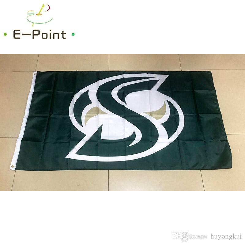 2020 Flag Of Ncaa Sacramento State Hornets Polyester Flag 3ft 5ft