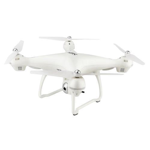 SJRC S70W Dual GPS 2.4G WIFI FPV Drone с 720P HD камеры Режим Follow Me RC Quadcopter RTF - Белый