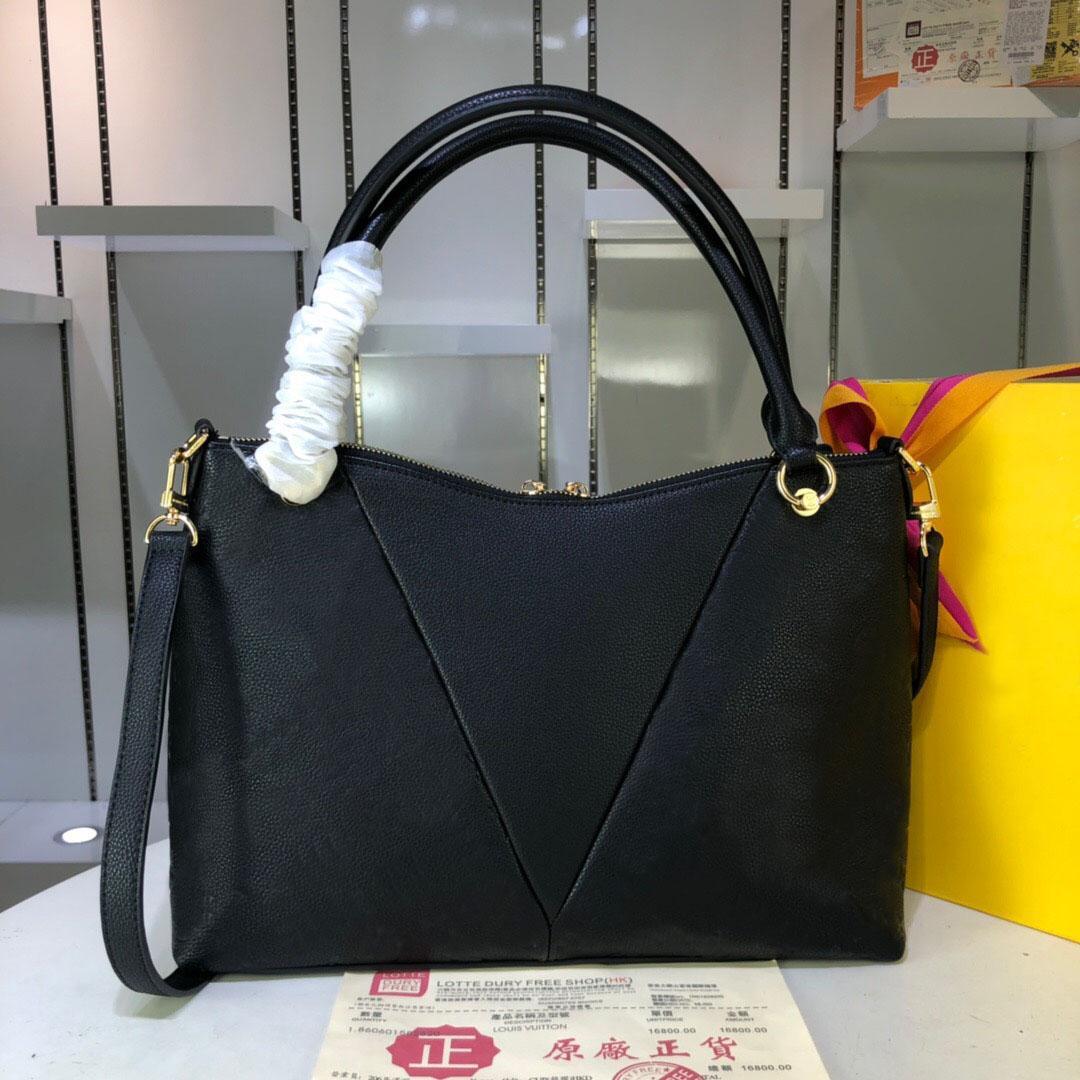 top 2020 M44397 women leather designer luxury handbags purses shopping messenger Shopping bag shoulder bag pockets Totes Cosmetic Bag