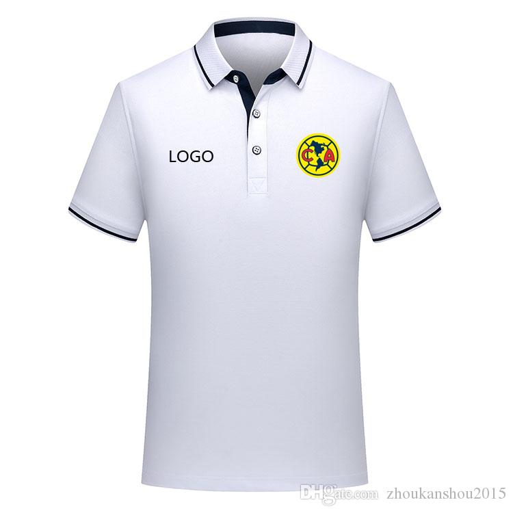 Version thaïlandaise de qualité 2019 2020 LIGA MX club america shirt de football maillot de football maillots de football hommes 19 20 club america shirt de soccer masculin
