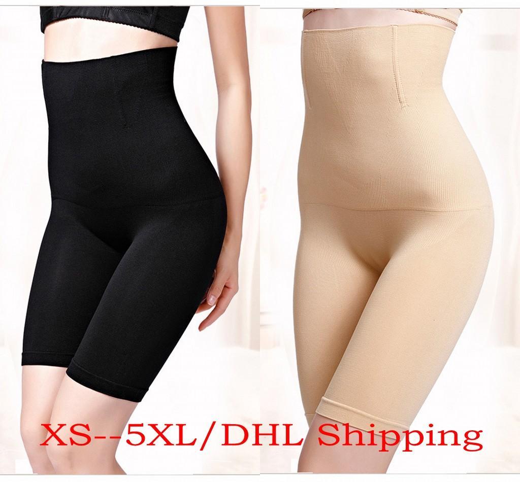 I lager Sexiga kvinnor Shapewear Waist Trainer Body Shaper Shaping Underkläder Bodysuit för Kvinnor Midja Control FY4085
