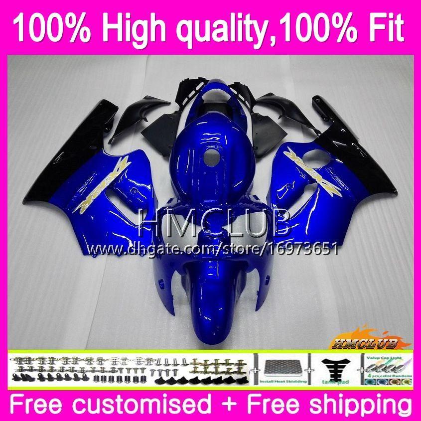 Inyección para Kawasaki ZX12R ZX1200 CC 02 03 04 05 06 71HM.0 ZX 12R 12 R 1200 1200cc ZX12R 2002 azul 2003 2004 2005 2006 carenados de fábrica