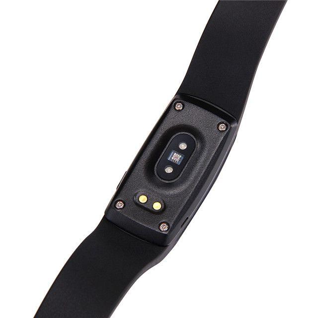 ID107 Akıllı Bilezik Spor Tracker Nabız pasometre Kol pasometre Spor Kamera Akıllı İzle için Iphone Android İzle