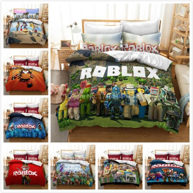 Roblox Quilt Cover