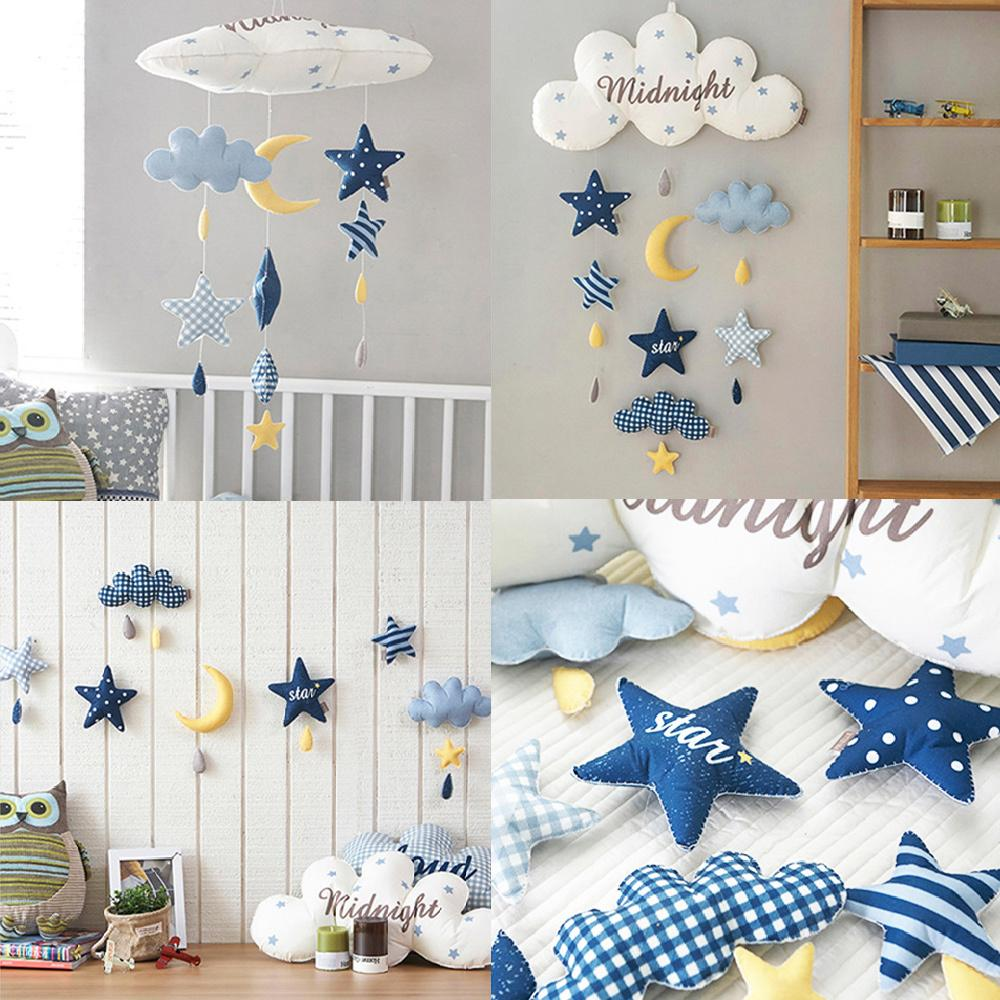 2020 Kids Room Decoration Clouds Astronaut Diy Handmade Wall Hanger Baby Girl Gift Bedroom Nursery Children Room Decor Family Games T200429 From Xue07 13 55 Dhgate Com