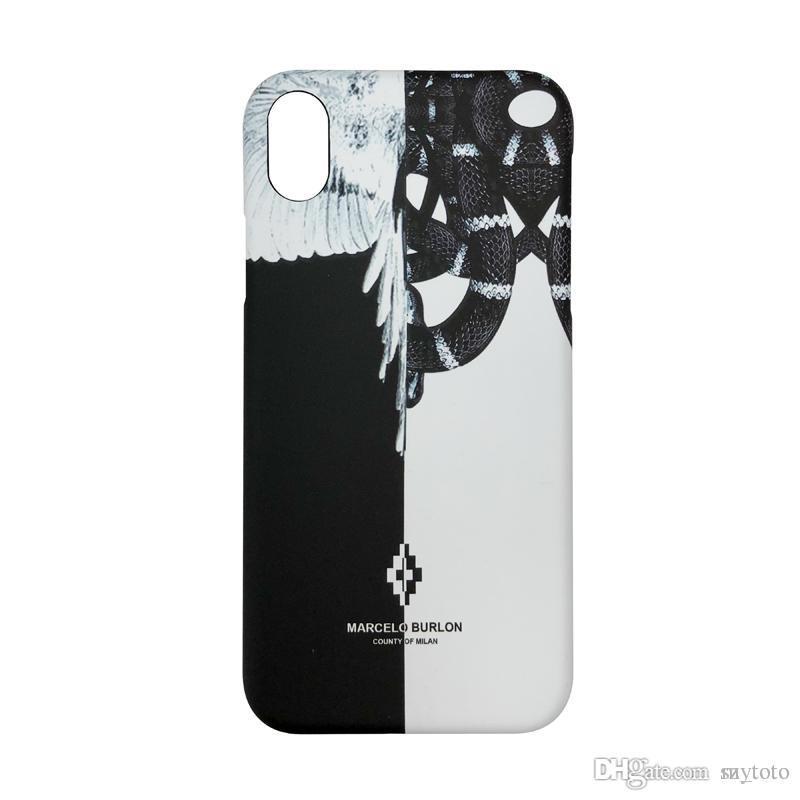 marcelo burlon hard plastic cover case