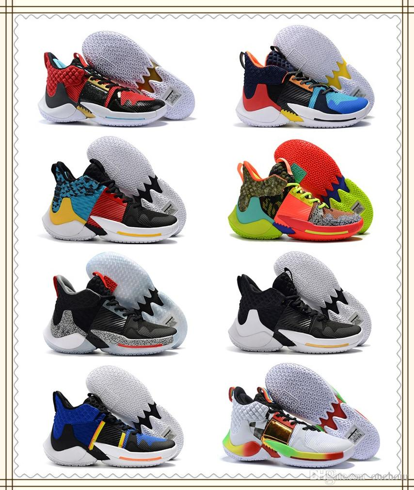 Russell Westbrook Why Not Zer0.2 Future