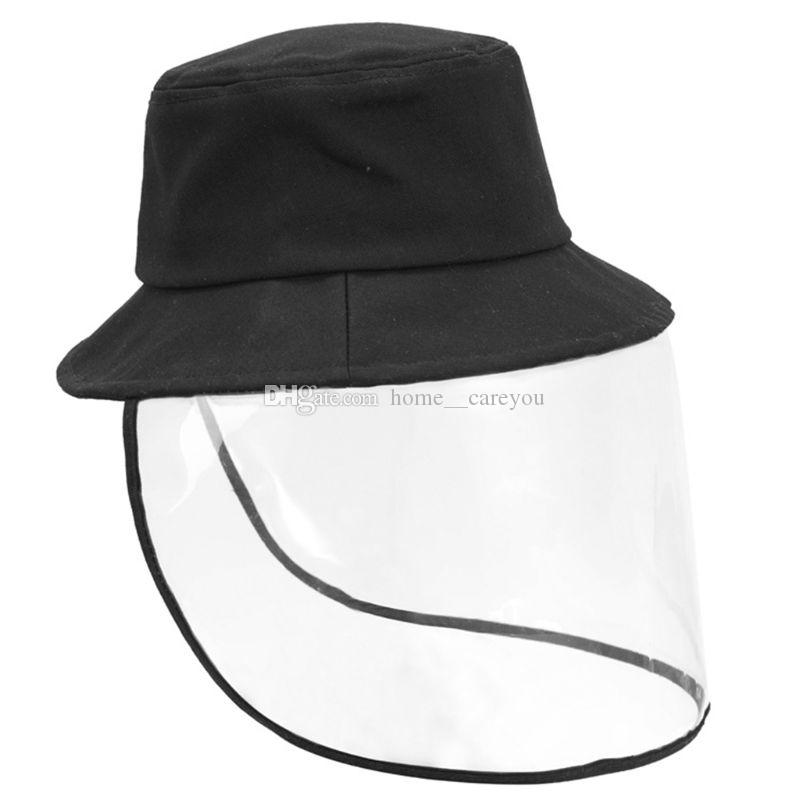 Adults Outdoor Hat Dustproof Windproof Detachable Cap