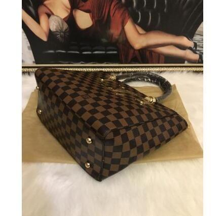 Großhandel Orignal Echtes Leder Mode berühmten Schultertasche Tote Handtaschen Presbyopic Einkaufstasche Geldbeutel Luxus Messenger Bag K8