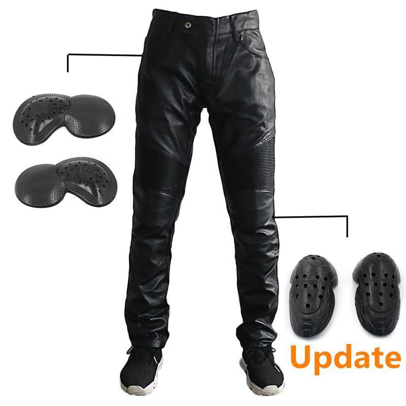 Motorrads EANS W / 4 Protective Getriebe PADS Racing DENIMFahrradHose Hose COMBAT HOSE stilvoller winddicht Reit Jeans