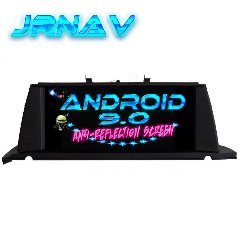 Android 9.0 Anti-reflection screen DVD player FOR 5 Series F07 GT (2011-2017) CIC / NBT system car monitor stereo GPS WIFI