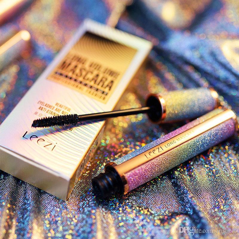 Mascara Maquillage longue Curling cils noir épais imperméable Mascara Cils Make Up 4D Mascara Lash Allongement
