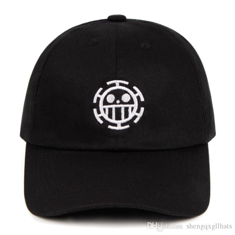 Unisexe hommes Chapeau de base-ball Casquettes de broderie Chapeau de papa d'extérieur causales Cap Anime Fan Hip Hop Snapback Hat pour les femmes hommes