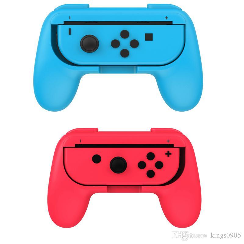 Manopola Joystick Grip Kit per Nintend Switch Nintendos Joycon Controller Staffa Joypad per NS Accessori per Nintendo