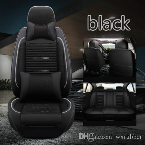 Full Set Flax Universal Car Seat Cover For Nissan Nissan Sentra X Trail Qashqai Tiida Car Seat Protector Automotive Seat Cover Automotive Seat Covers From Wxrubber 142 32 Dhgate Com