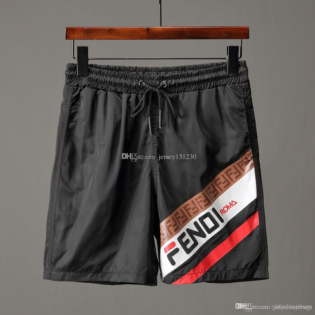 Shorts de fitness dos homens sportswear calças de treinamento de basquete shorts de corrida solto tamanho grande cinco pontos calças de praia secagem rápida alta elasti