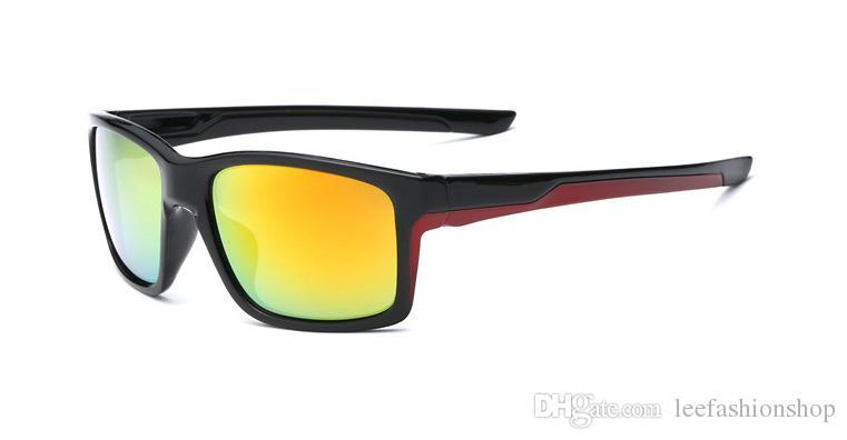 Occhiali da sole uomo sport occhiali da sole unisex occhiali da sole uv400 acetato per donna 6 colori Prezzo di fabbrica migliore vendita 9264 spedizione gratuita