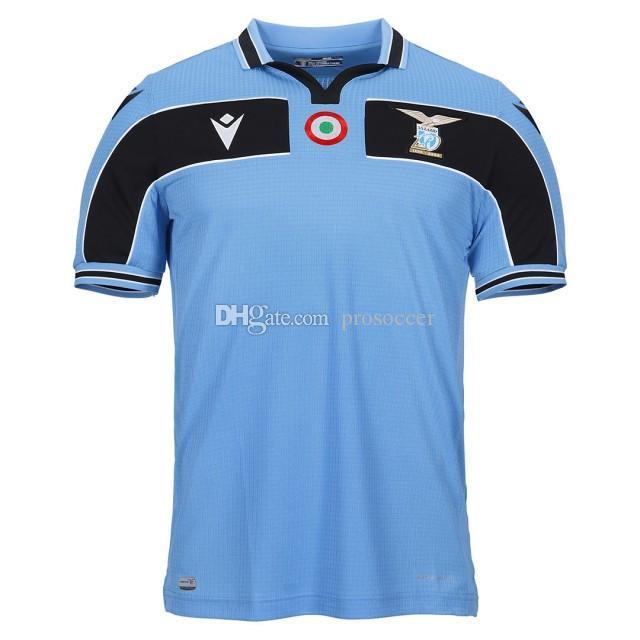 SS Lazio 2020 120-Years Anniversary Futebol Futbol Camisetas Futebol shirt Kit Maillot 120 conjuntos Anni Maglia