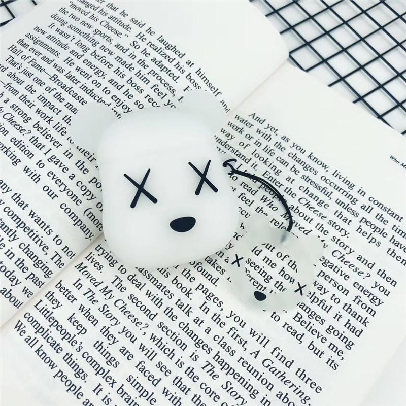 Moda sem fios Bluetooth Headphone Box Designer bonito Mini portátil Headphone Box Multicolor tendência criativa